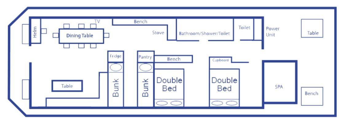 Quicksilver Layout Plan